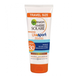 Cabin Baggage 100ml   Amber Solaire Sunscreen