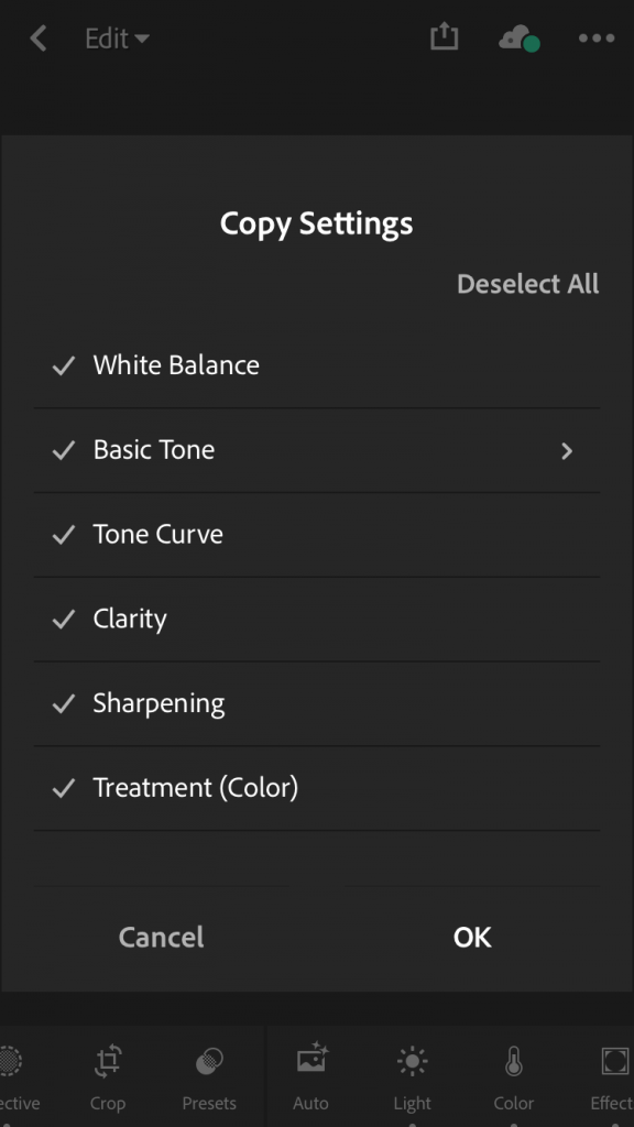 How To Install And Use Lightroom Mobile Presets   how to install and use lightroom mobile presets 6