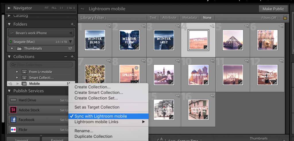 How To Install And Use Lightroom Mobile Presets – The Travel