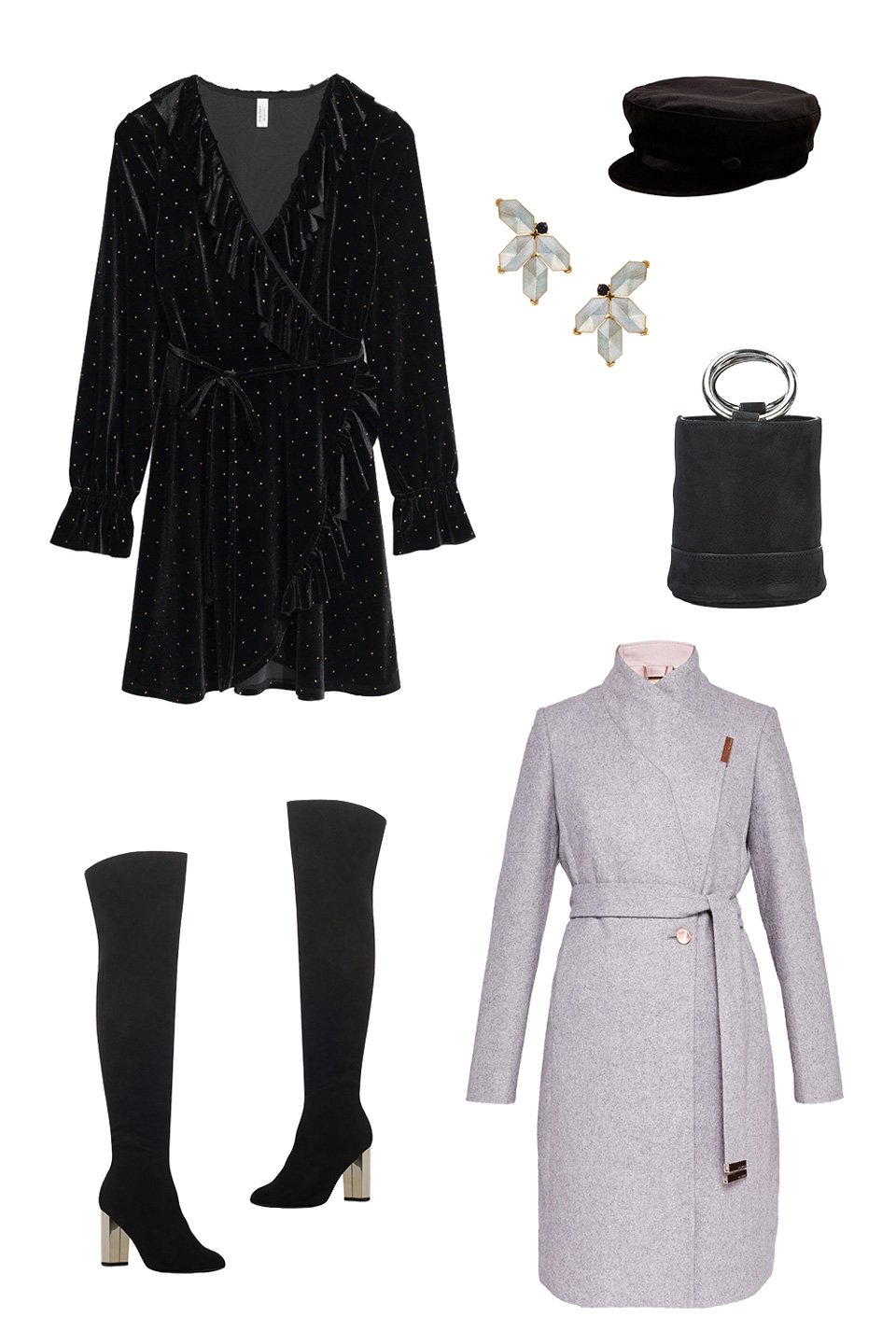 How To Dress For A Parisian Winter