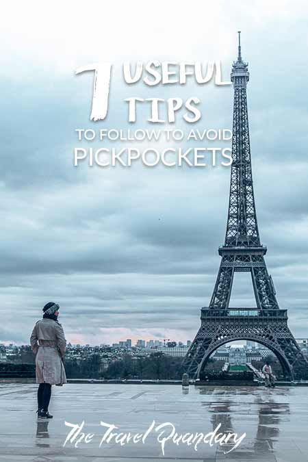 Pin to Pinterest | 7 Useful Tips To Avoid Pick Pockets