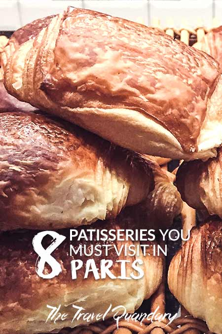 Pin to Pinterest: 8 of the Best Patisseries in Paris