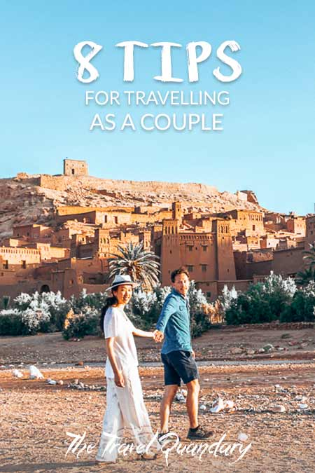 8 Tips For Travelling As A Couple | Pinterest Board