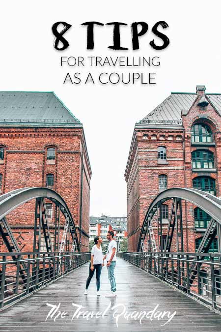 Save to Pinterest | 8 Tips For Travelling As A Couple