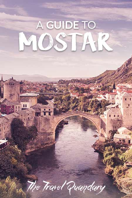 Pinterest Board | One Day In Mostar: What To See & Do