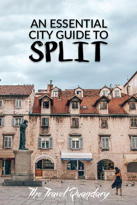 Pin to Pinterest: Essential City Guide to Split, Croatia