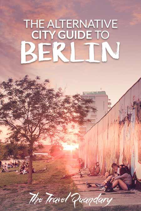 Pinterest -The Alternative Berlin City Guide