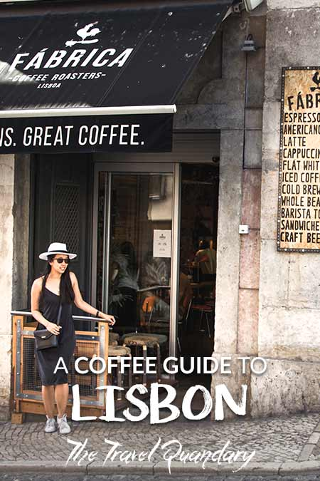 Pin - The 5 Best Coffee Cafes In Lisbon Portugal