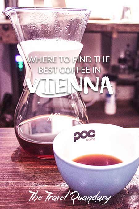 Pin to Pinterest: Discovering the best specialty coffee in Vienna, Austria