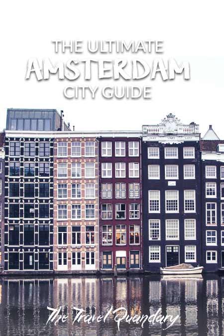 Amsterdam Weekend Guide | Pinterest