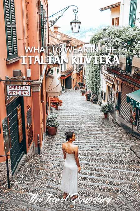 Pinterest Board -What-To-Wear-Along-The-Italian-Riviera