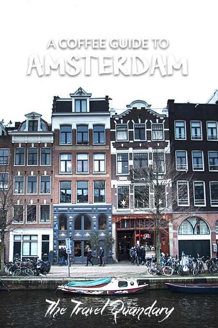 Third Wave Coffee Amsterdam   Pinterest