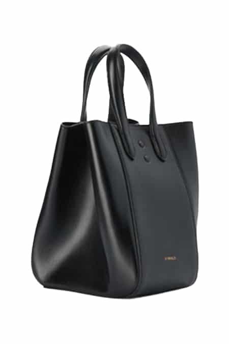 X Nihilo Eight Mini Black Handbag - Gift Guide Modern Traveller