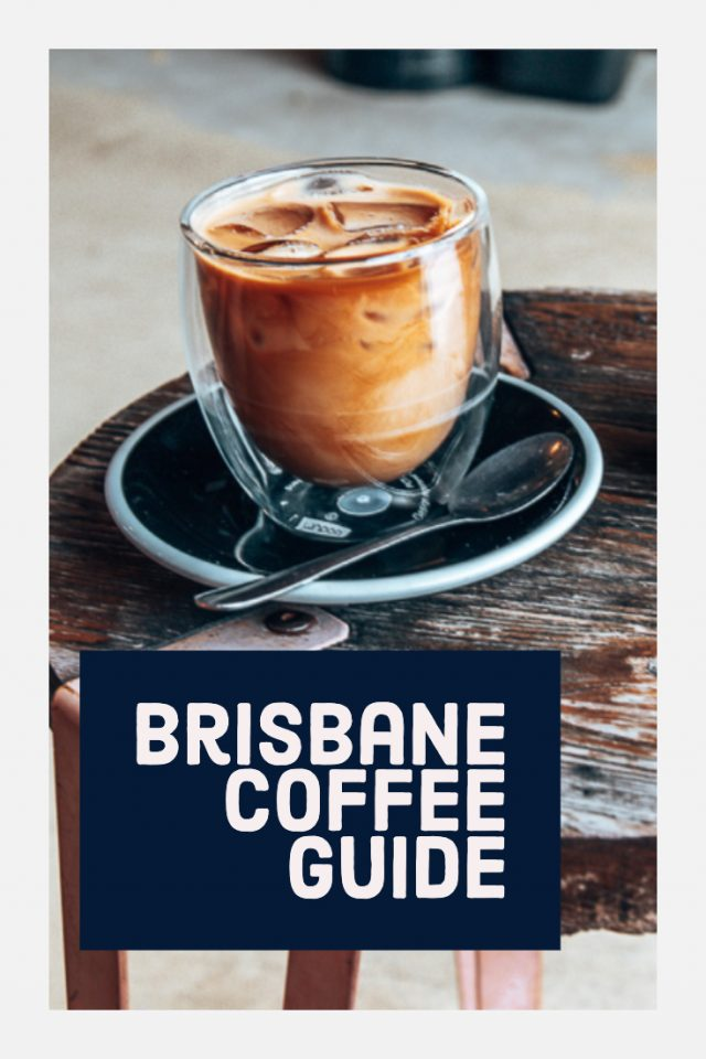 Pin Photo: Specialty Coffee Brisbane