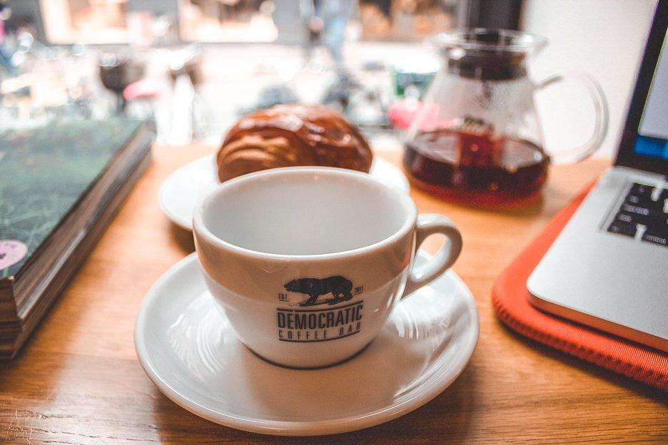 Democratic Coffee Bar - Copenhagen City Guide, Denmark