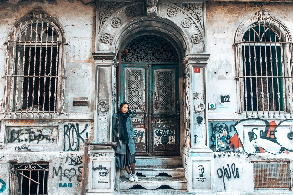 Wandering streets of Istanbul - Istanbul City Guide Turkey