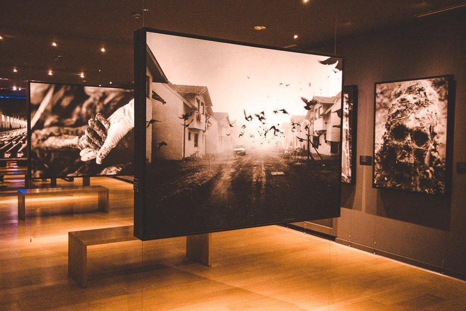 Black and white images in Gallery 11/07/1995 in Sarajevo, Bosnia & Herzegovina