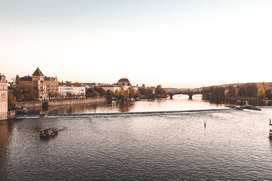 The Vlatva River, Prague City Guide