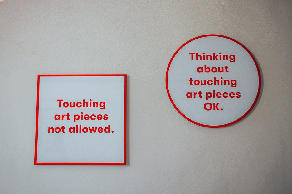 Visiting the DOX Centre of Contemporary Art, Prague