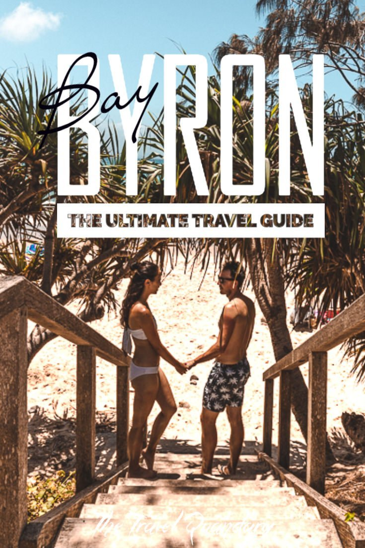 Pin to Pinterest: Byron Bay Travel Guide