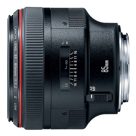 Buy Now | Canon EF 85mm f:1.2L II USM