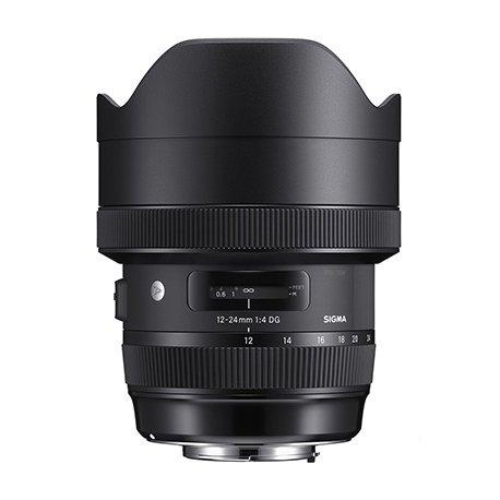 Buy Now | Sigma 12-24mm F4 DG HSM lens