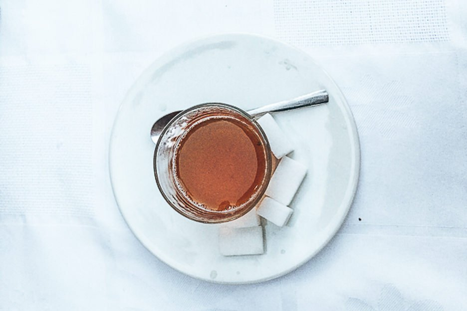 Mint tea and sugar cubes custom in Morocco - how much to budget for Morocco