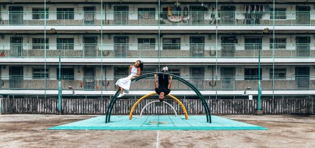 Nam Shah Estate | street photography in Hong Kong