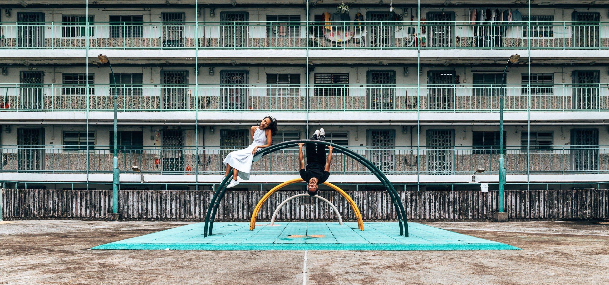 Nam Shah Estate | street photography in Hong Kong