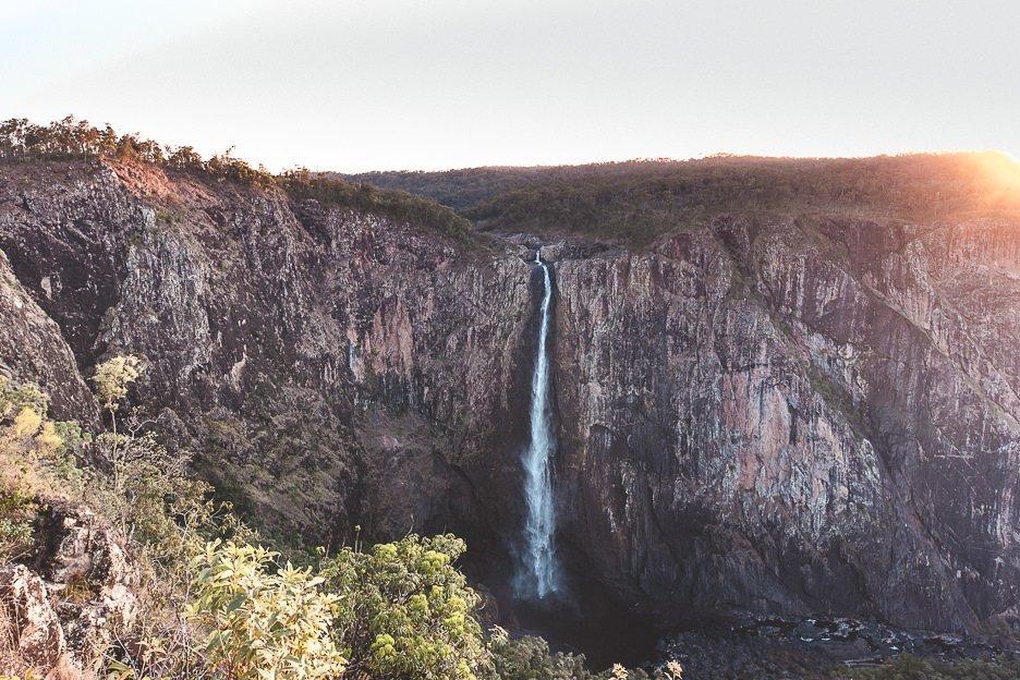 Wallaman Falls - Girringun National Park | Waterfalls in Queensland