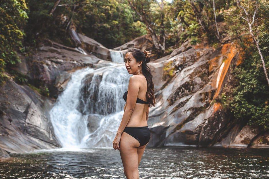 Josephine Falls | tropical north Queensland, waterfalls near Cairns
