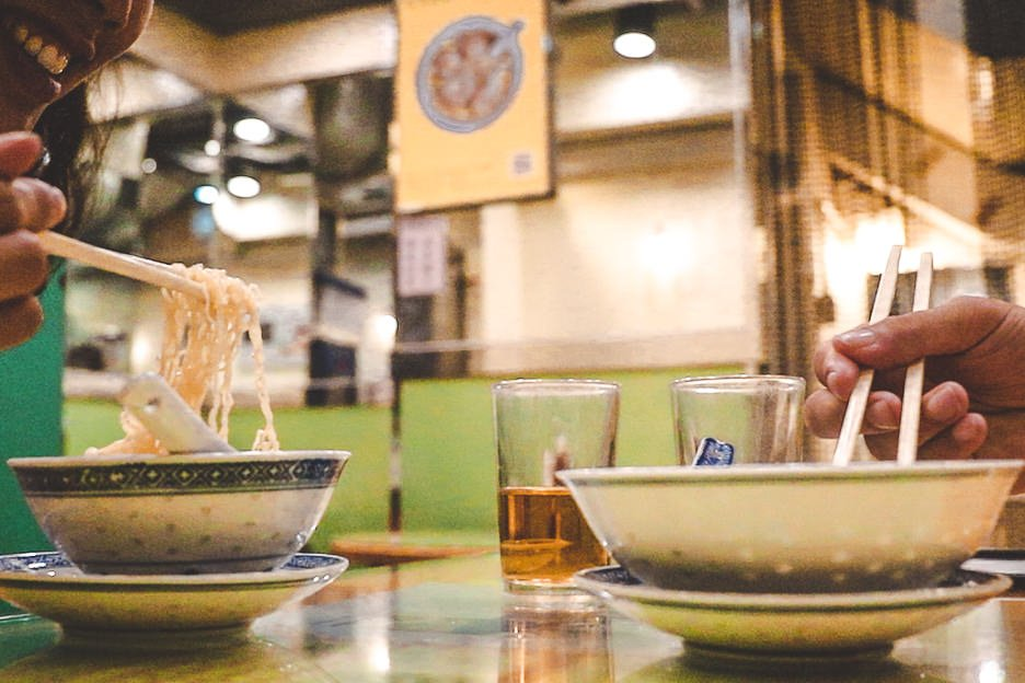 What to Do In Hong Kong - Try Mak's Noodle - famous Cantonese wonton noodle soup.